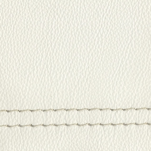 Lemans 15ci White Natuzzi Leather Editions Coverings